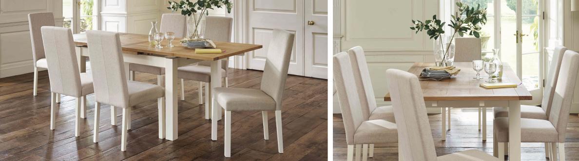 Shabby Chic Dining Room Ideas Furniture Village
