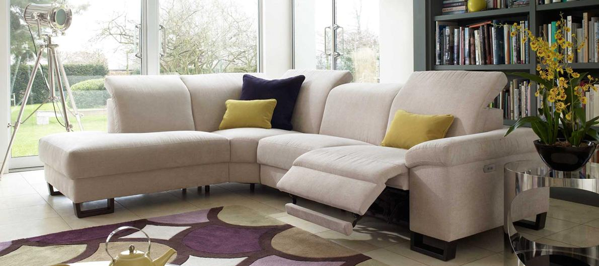 Superb Ultra Modern By Design, Rom Sofas Use Clever Ergonomics, Recliner  Technology And Luxury Leathers To Make Them Ultra Comfortable Too.
