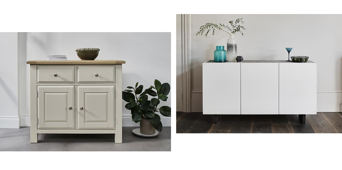 Small Space Sideboards