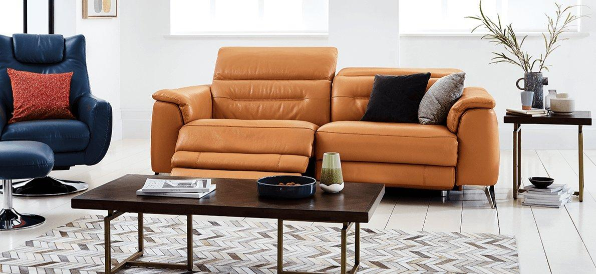 Welcome To A World Of Soft, Premium, High Quality 100% Leather. Browse  Beautifully Made Sofas, Chairs, Sofa Beds And Footstools In A Choice Of  Styles And ...
