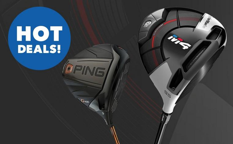 Save on TaylorMade M4 and PING G400 Drivers