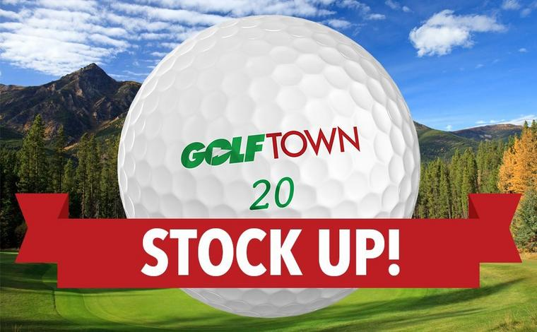 Buy More Save More on Select Golf Balls and Gloves