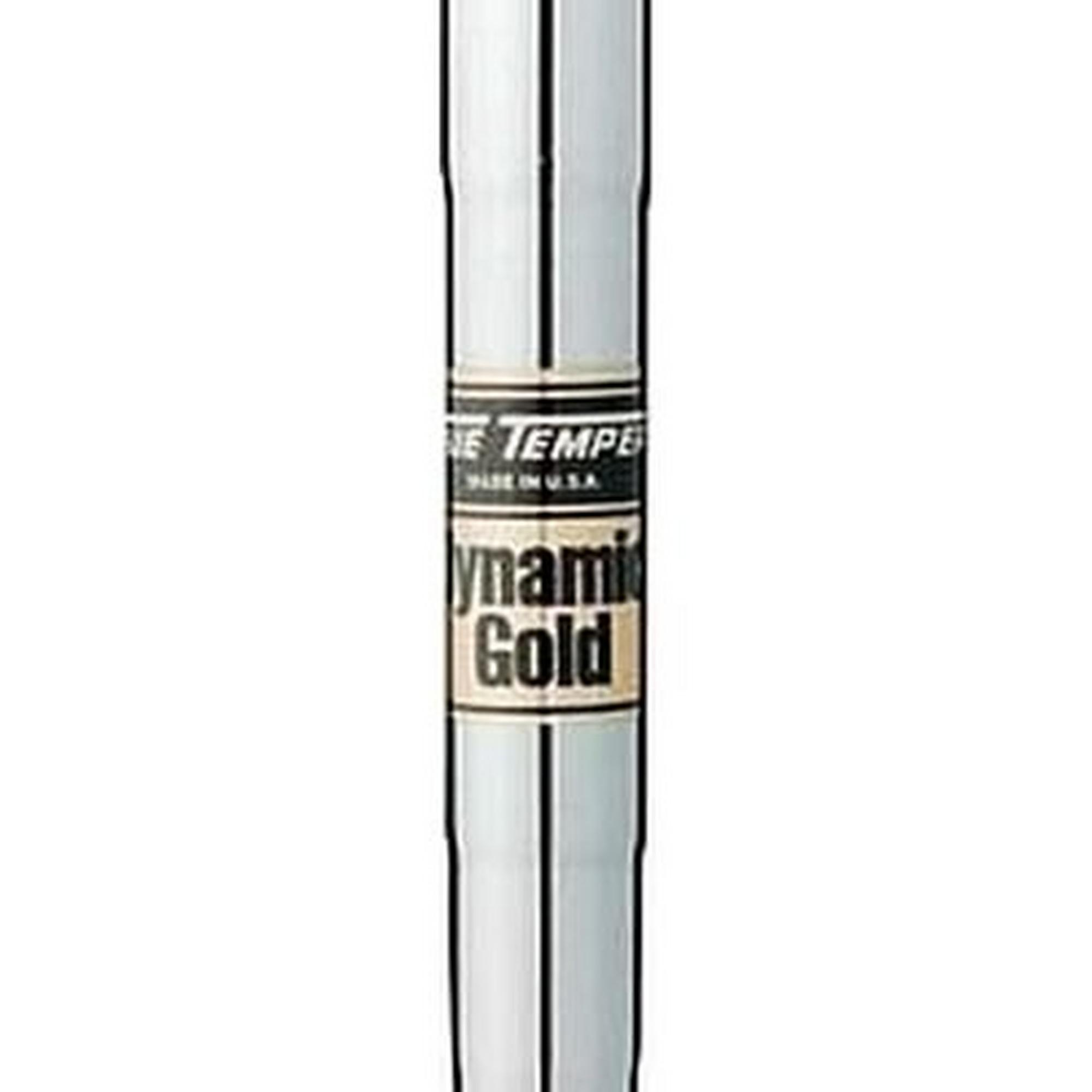 Dynamic Gold .355T Steel Iron Shaft