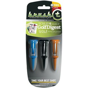 Tés Brush-T, Paquet de 3