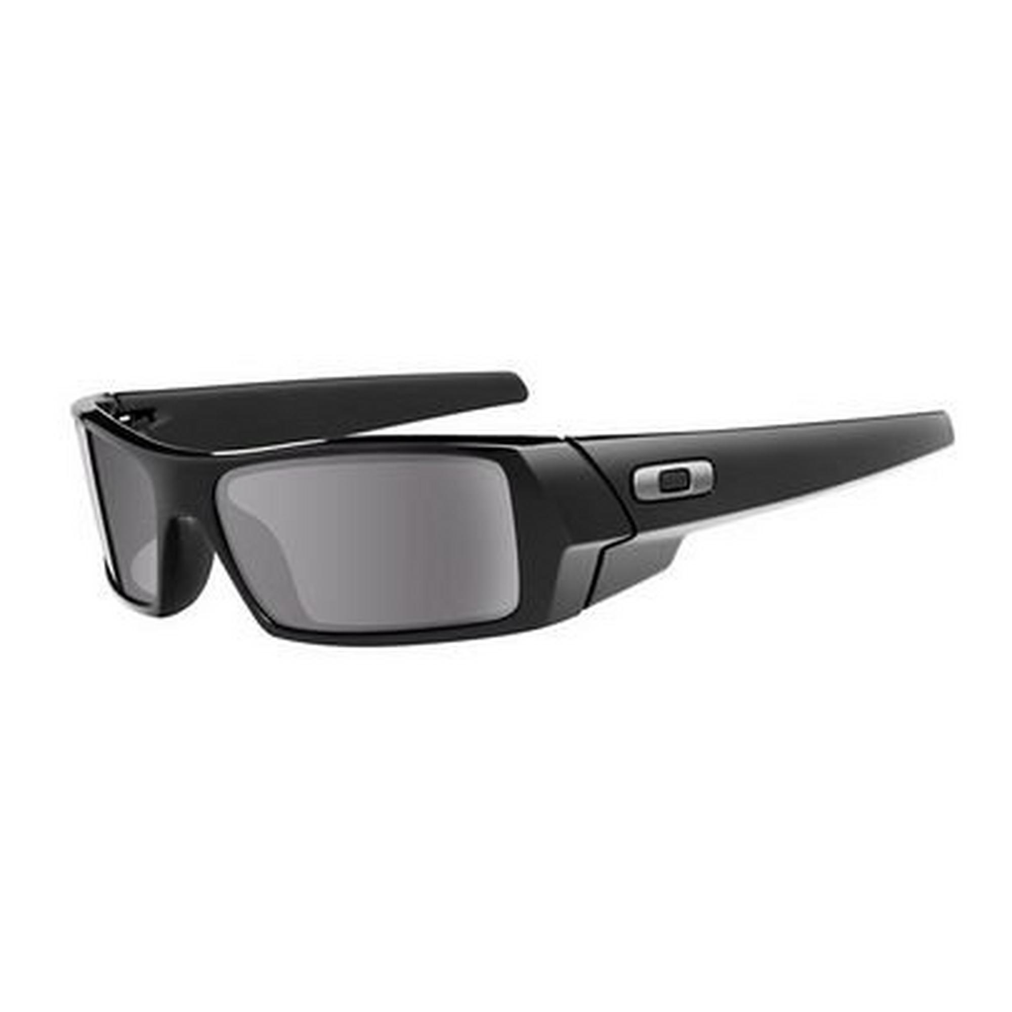 GasCan Polished Black/Gray Sunglasses