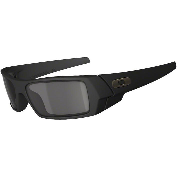 Gascan -  Matte Black/Grey Sunglasses