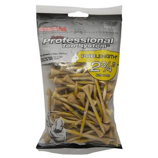 Prolength 2 3/4 Inch Natural Golf Tees (100 Count)