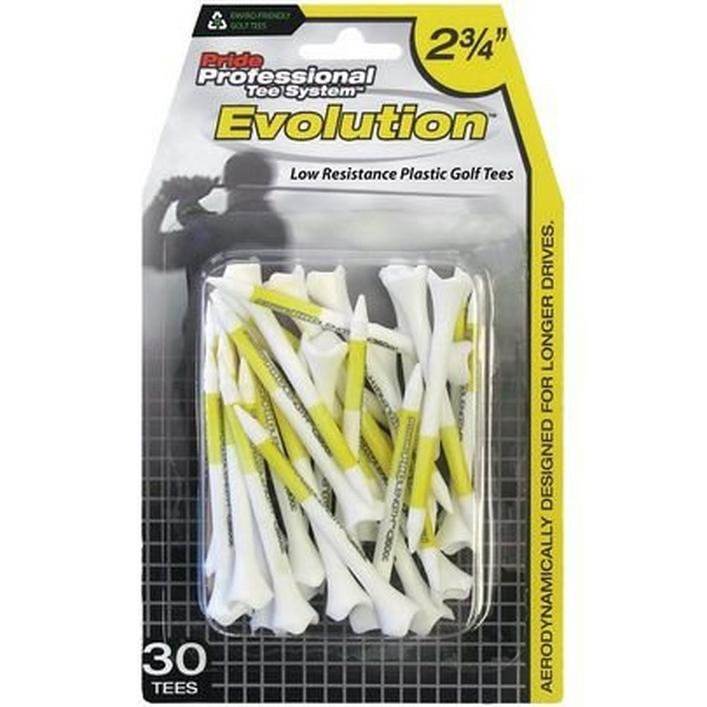 Tés Evolution 2 ¾ po – Paquet de 30