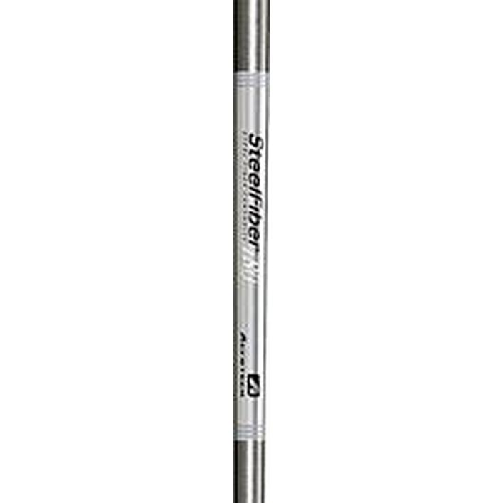 Steel Fiber i80 .370 Graphite Iron Shaft