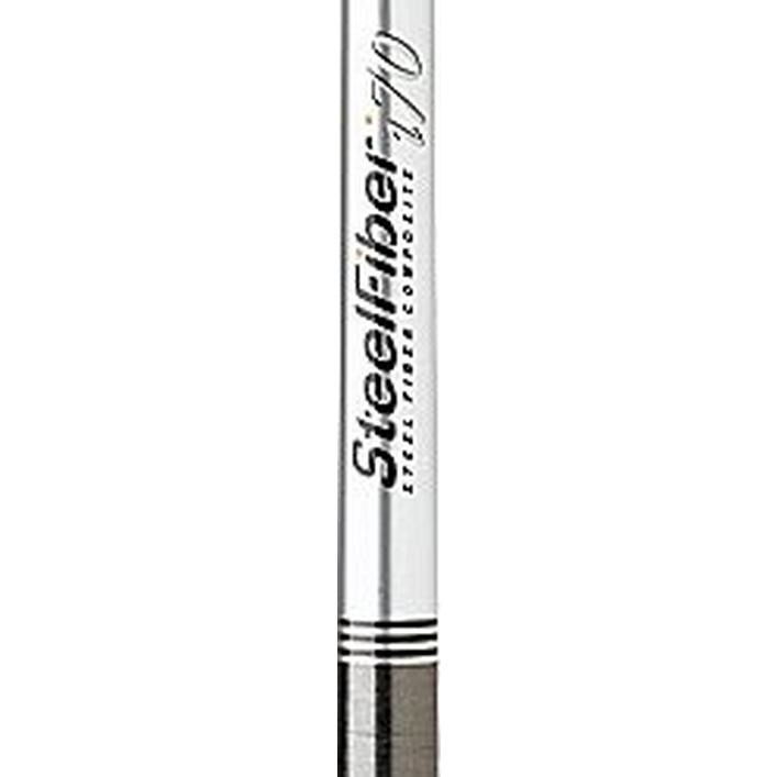 Steel Fiber i70 .370 Graphite Iron Shaft