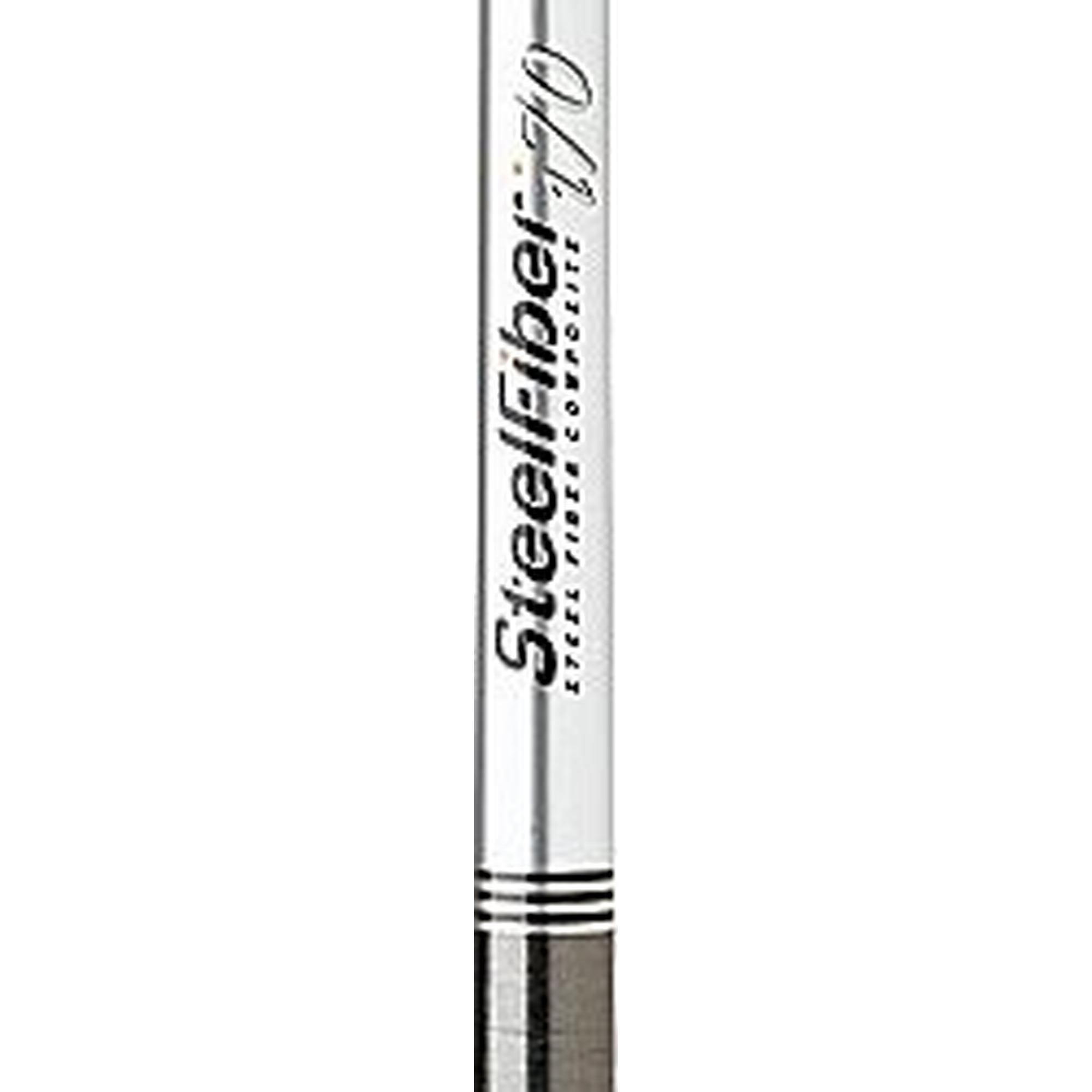 SteelFiber i70 .370 Graphite Iron Shaft
