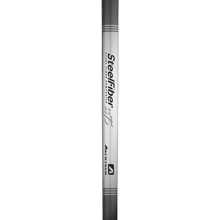 Steel Fiber Ss75 .335 Graphite Wood Shaft