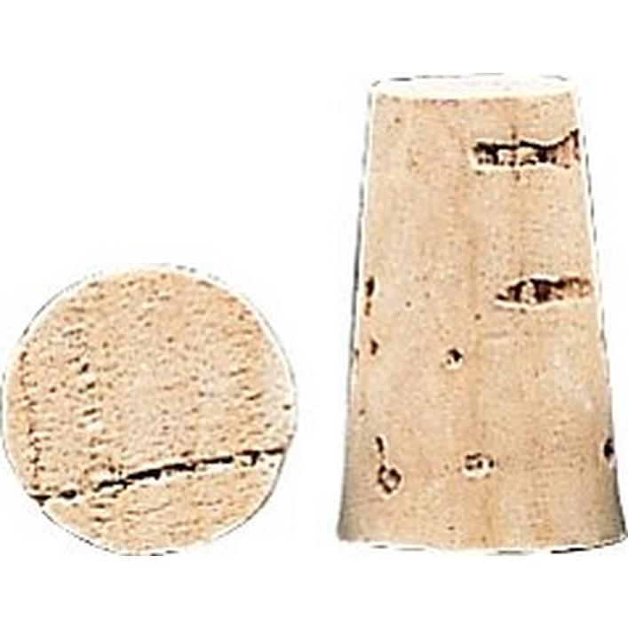 Bouchons de liège pour bois, paquet de 12