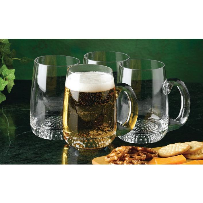 Golf Ball Dimpled Beer Mugs