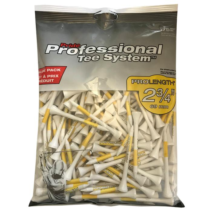 Prolength 2 3/4 Inch Golf Tees (175 Count)
