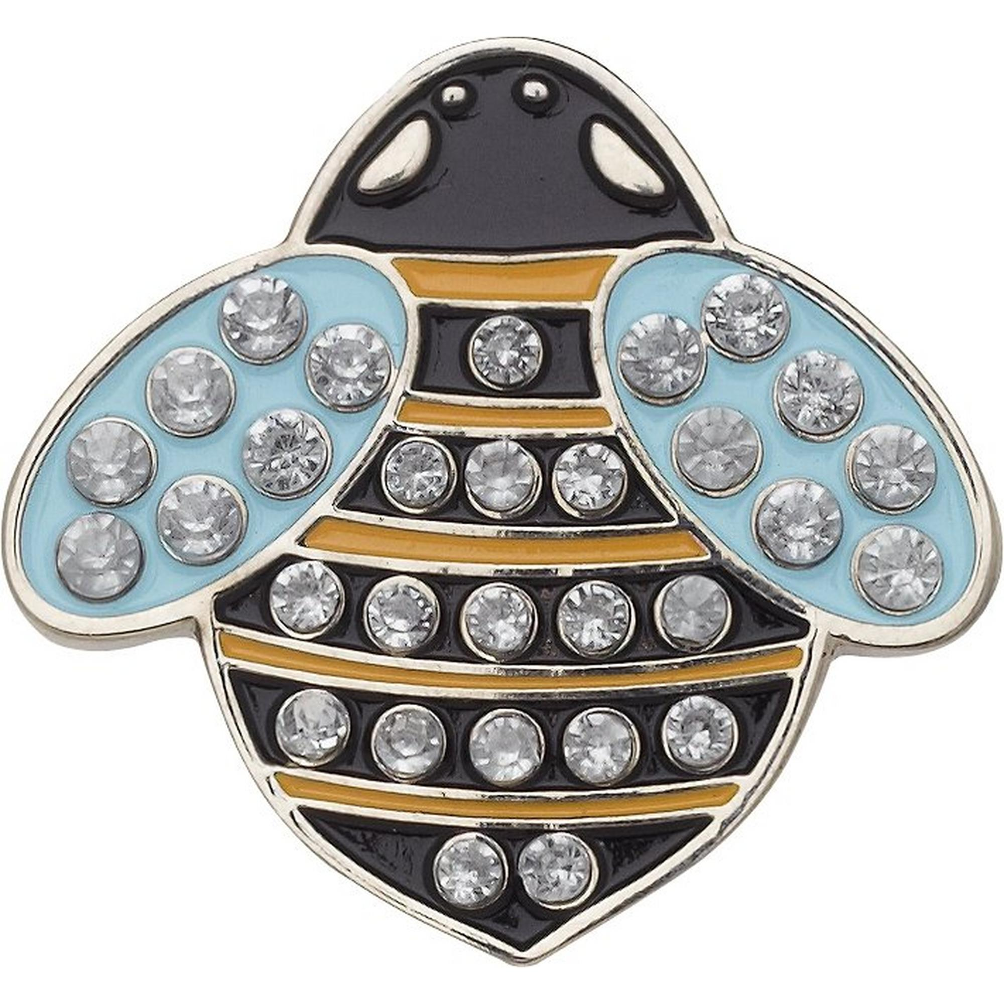 Bumble Bee Crystal Ball Marker