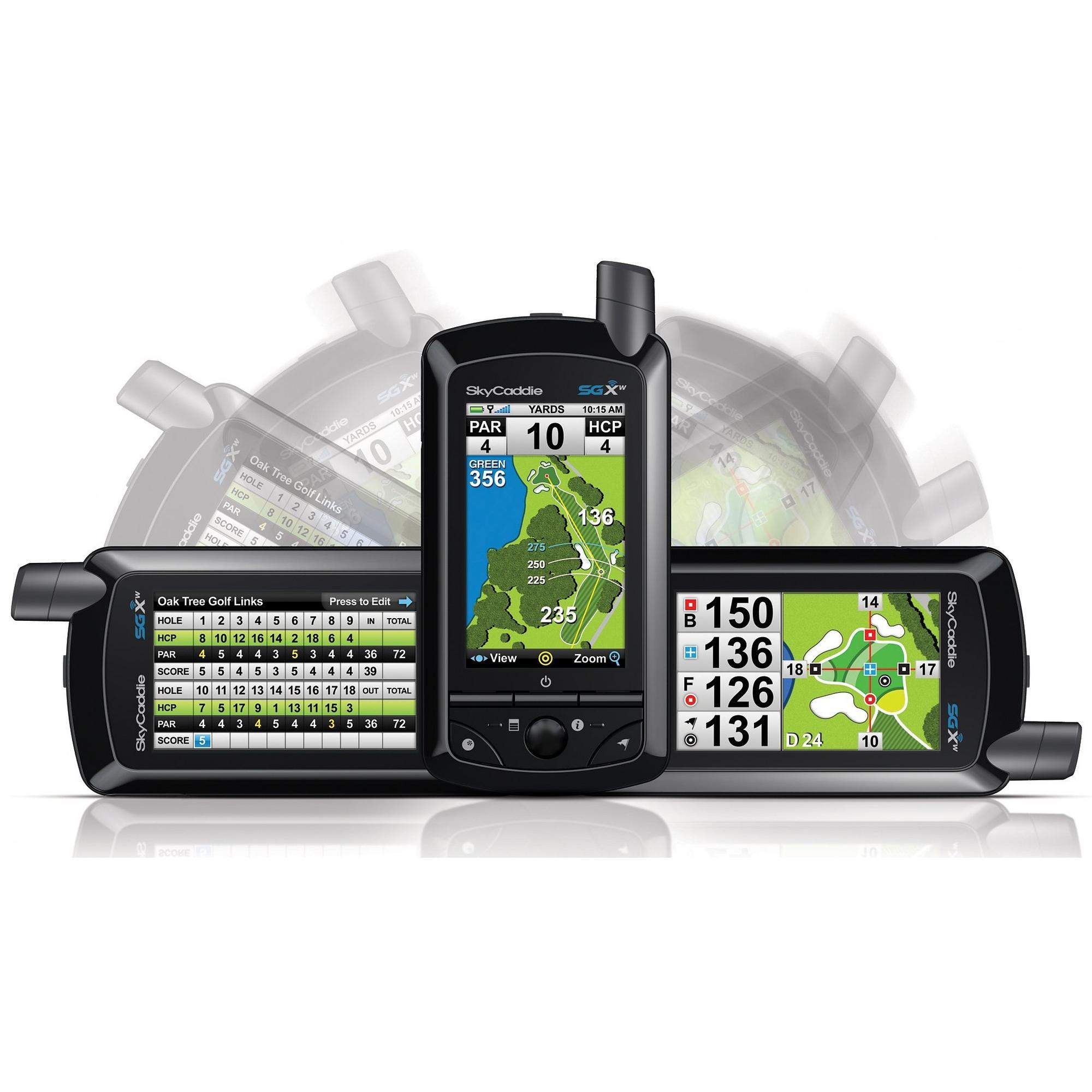 SkyCaddie SGXw GPS