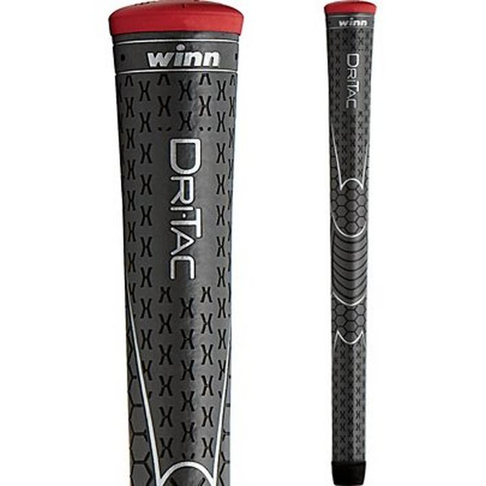 Dri-Tac Dark Gray Grip