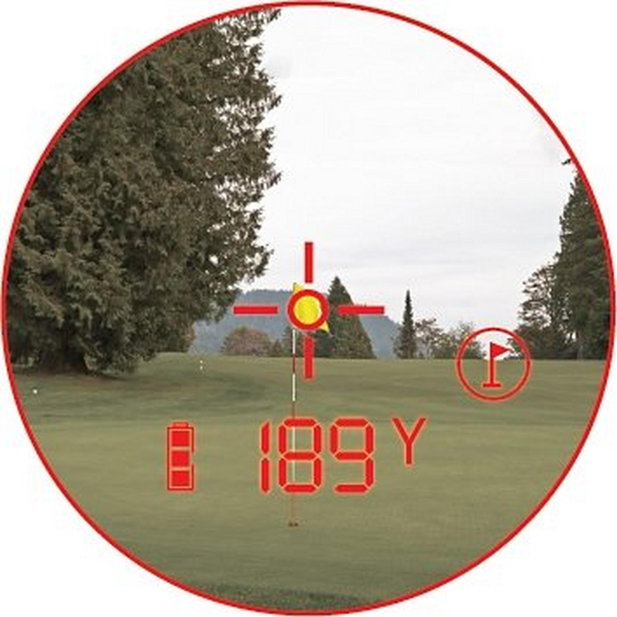 Pro 1M Laser Rangefinder