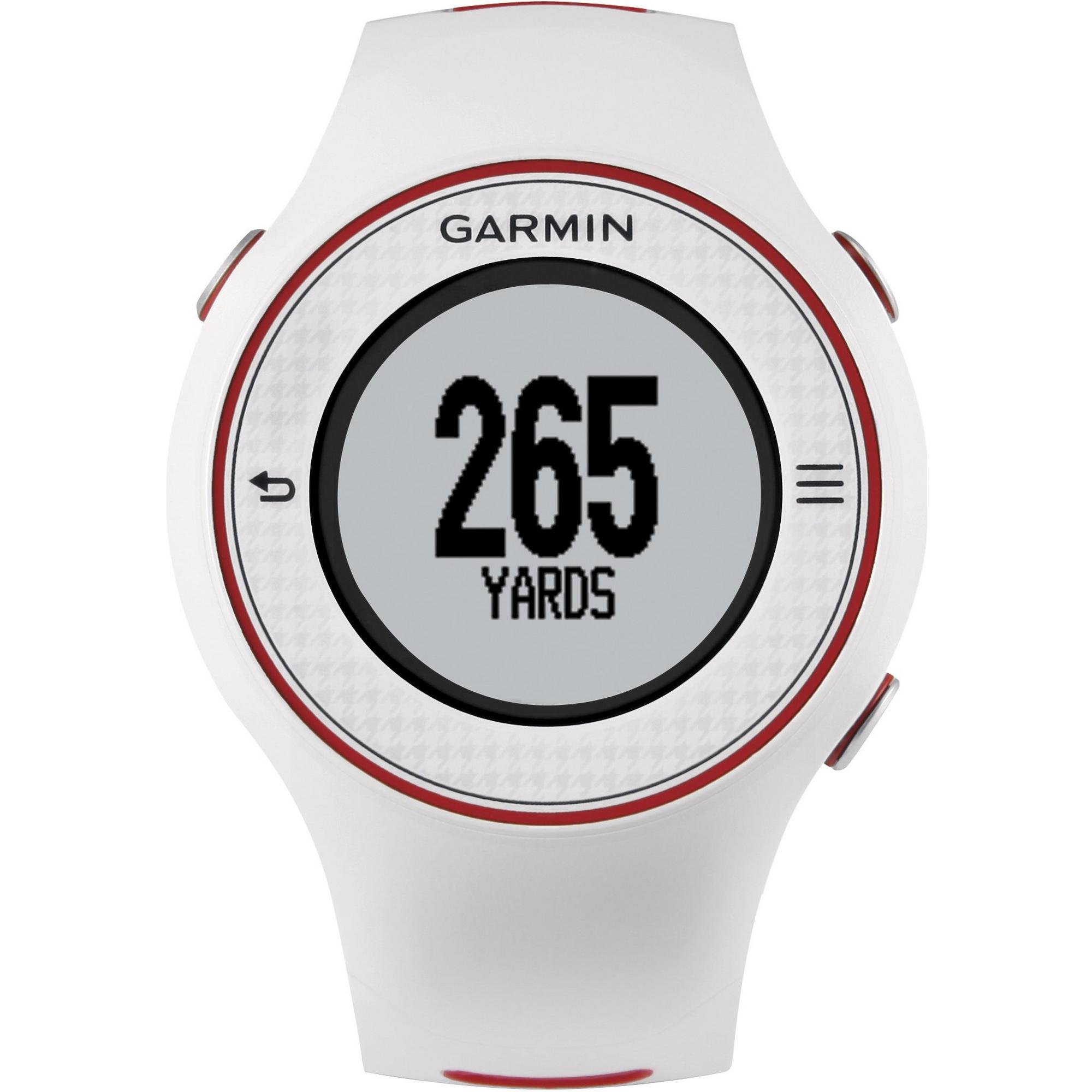 Approach S3 GPS Watch - White