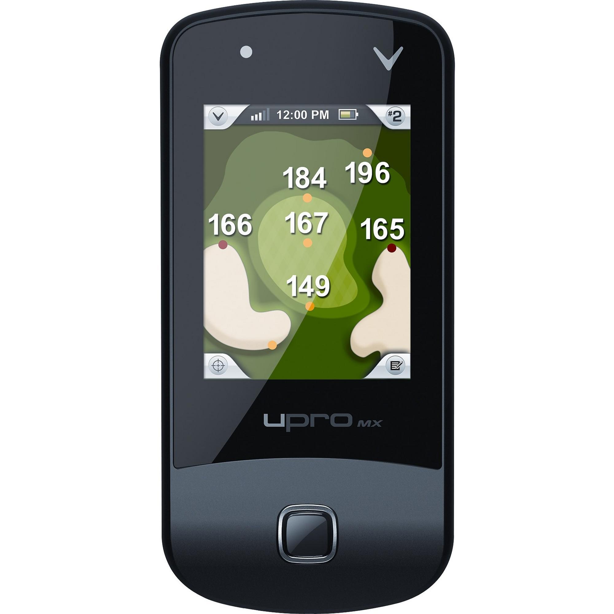 Télémètre GPS Callaway uPro MX+