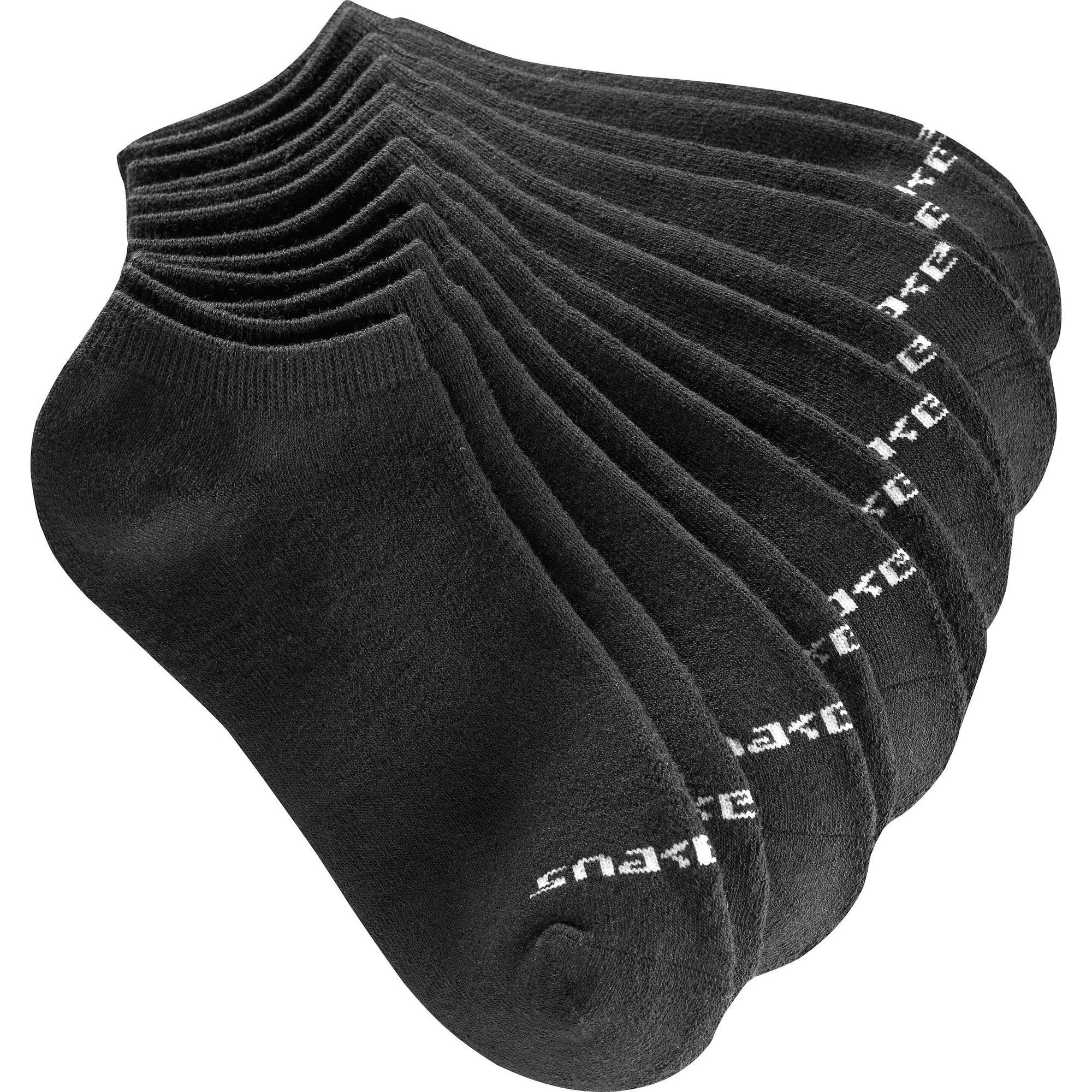Men's Players Lo Cut 6 Pack Socks
