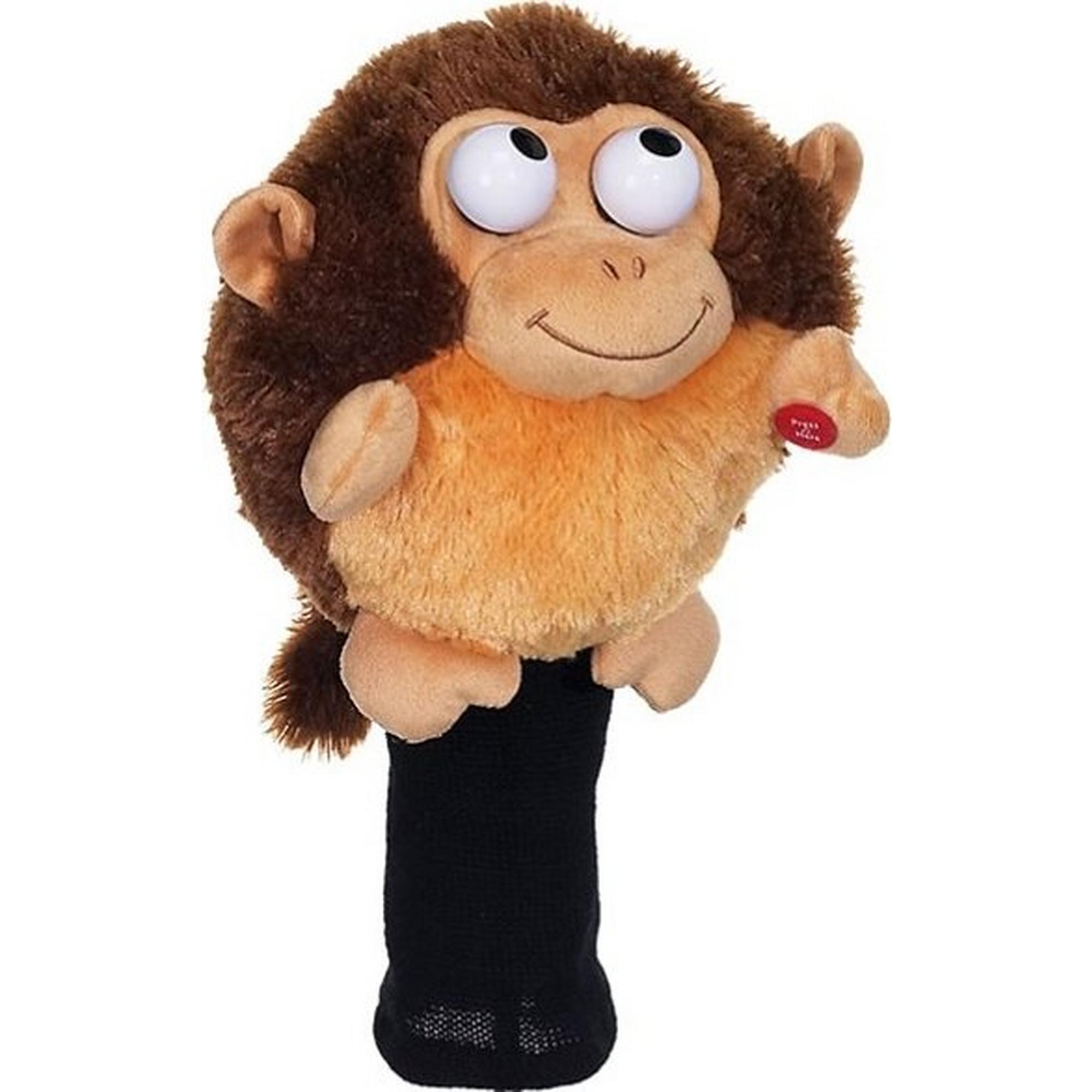 Goof Balls Monkey Driver Headcover