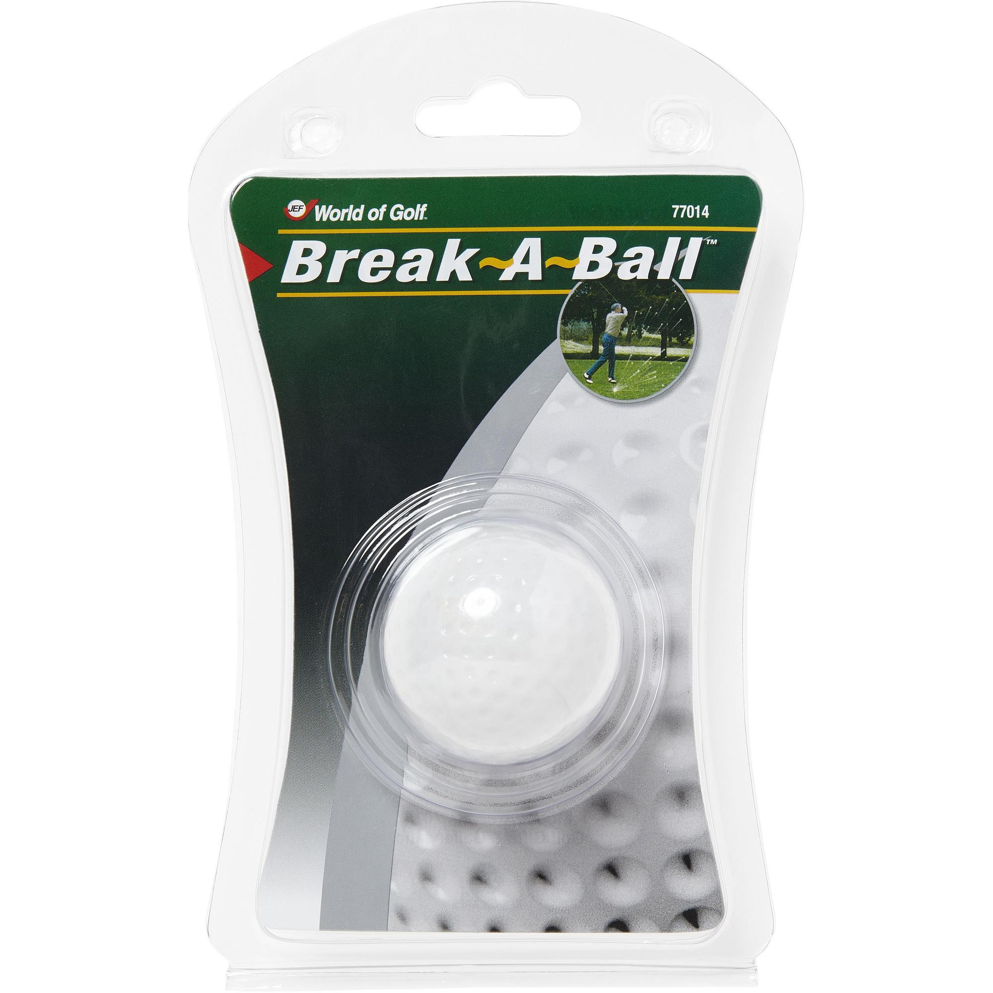 Balles Break A Ball Shattering