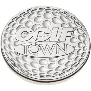Boîte-cadeau Golf Town en métal