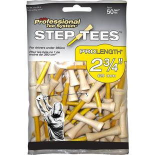 Tés PTS Step Tees de 2,75 po (Paquet de 50)