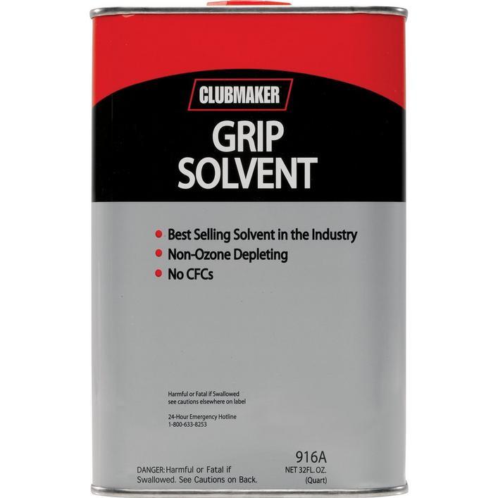 Grip Solvent - 1 Quart