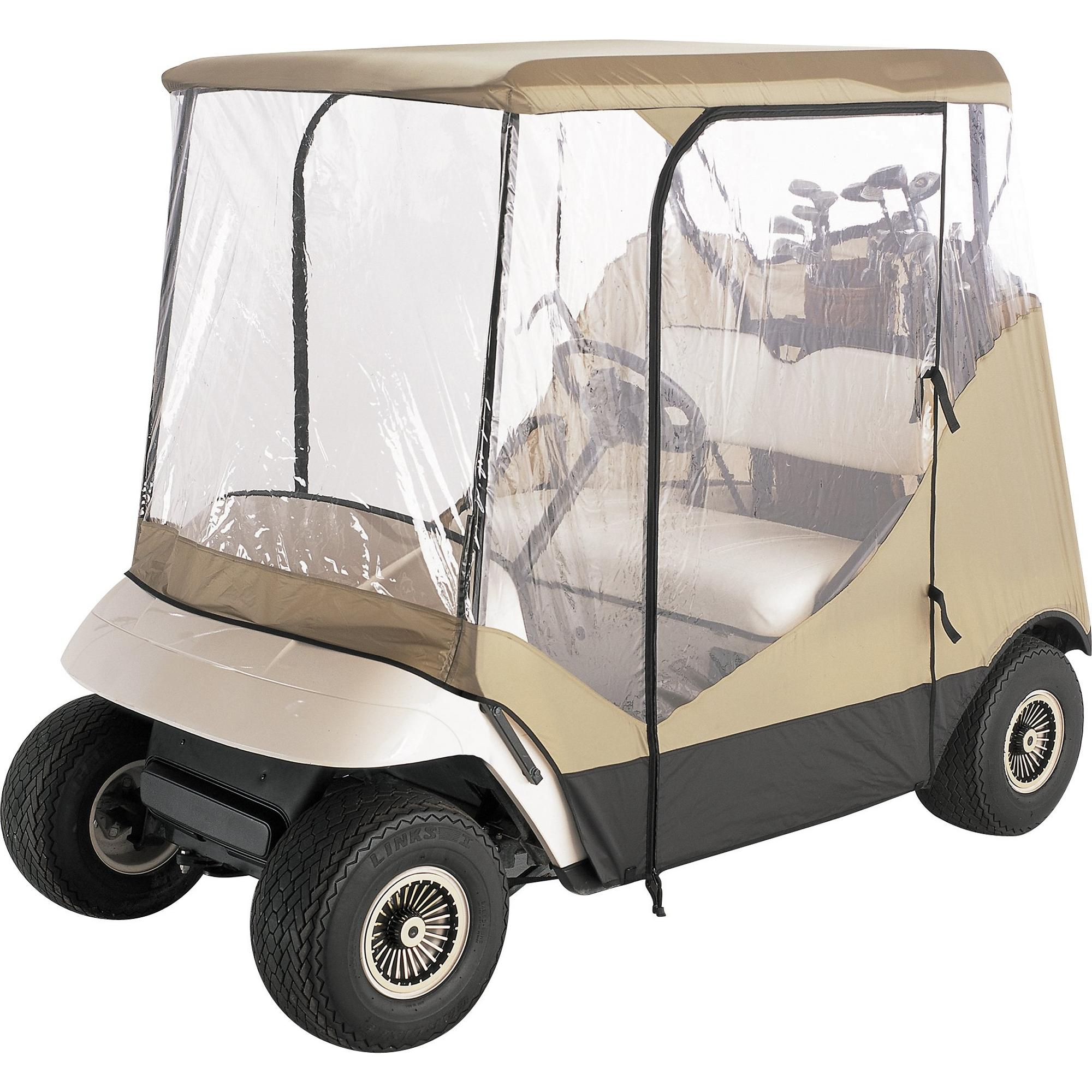 Driving Golf Cart Cover FE