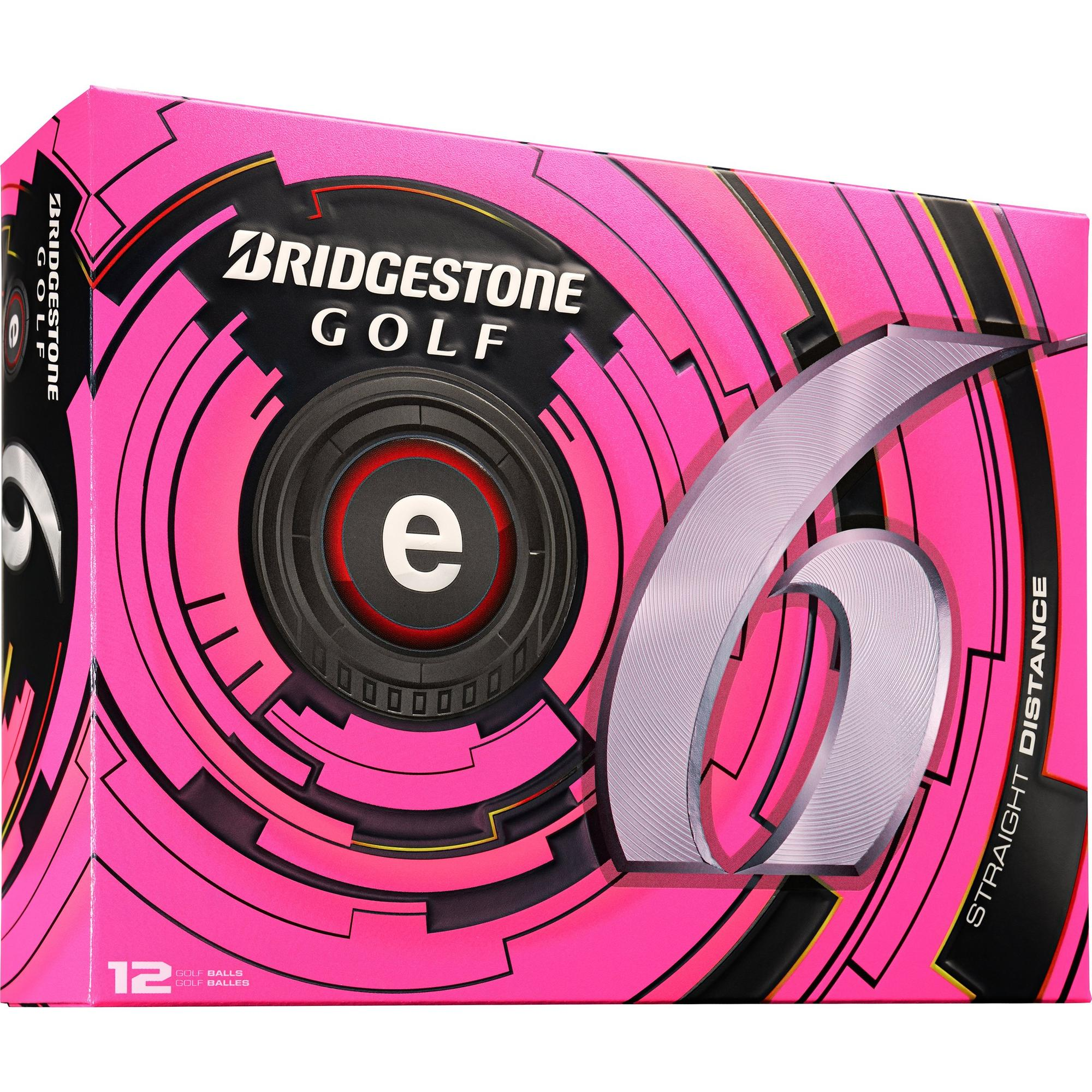 e6 Pink Golf Balls