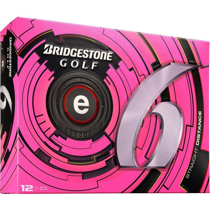 Balles de golf e6 rose