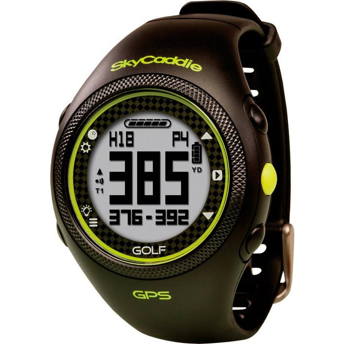 SkyCaddie GPS Watch - Black