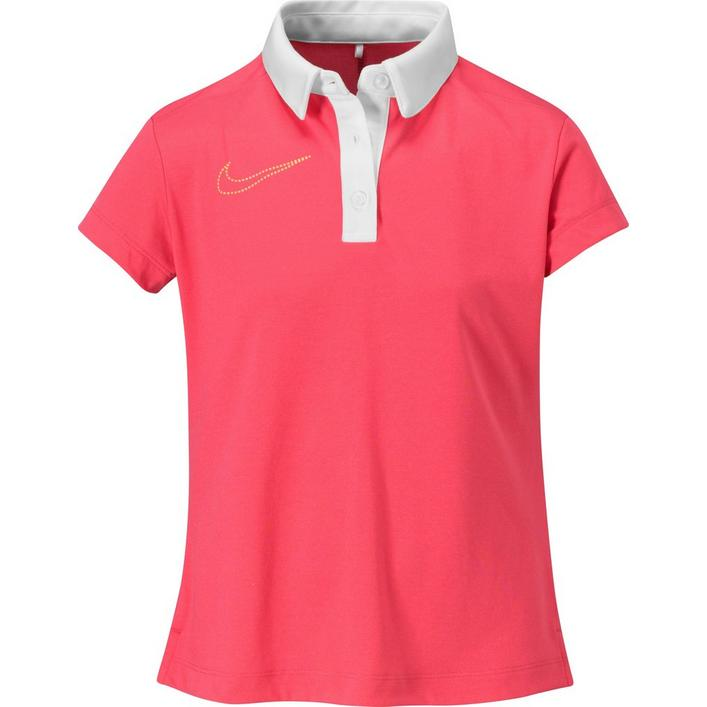 NIKE Junior Girl's Swing Polo