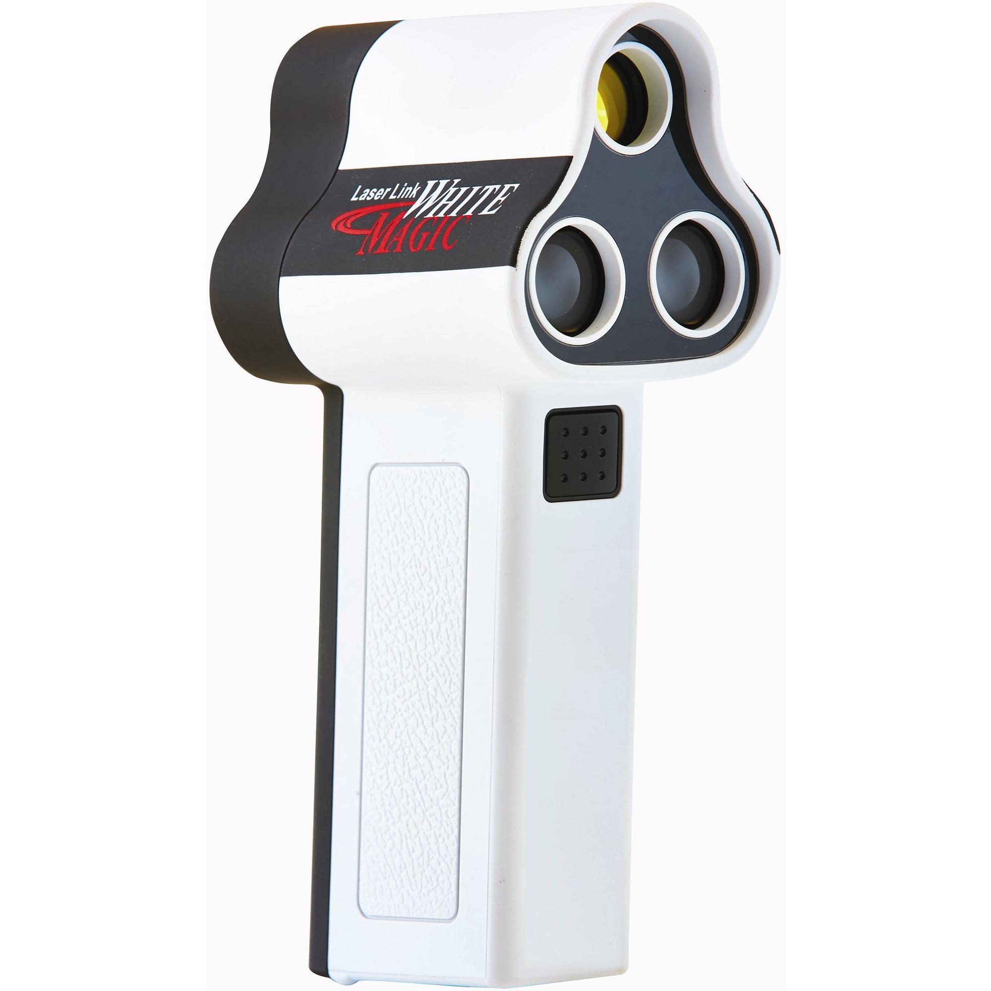 White Magic Laser Rangefinder