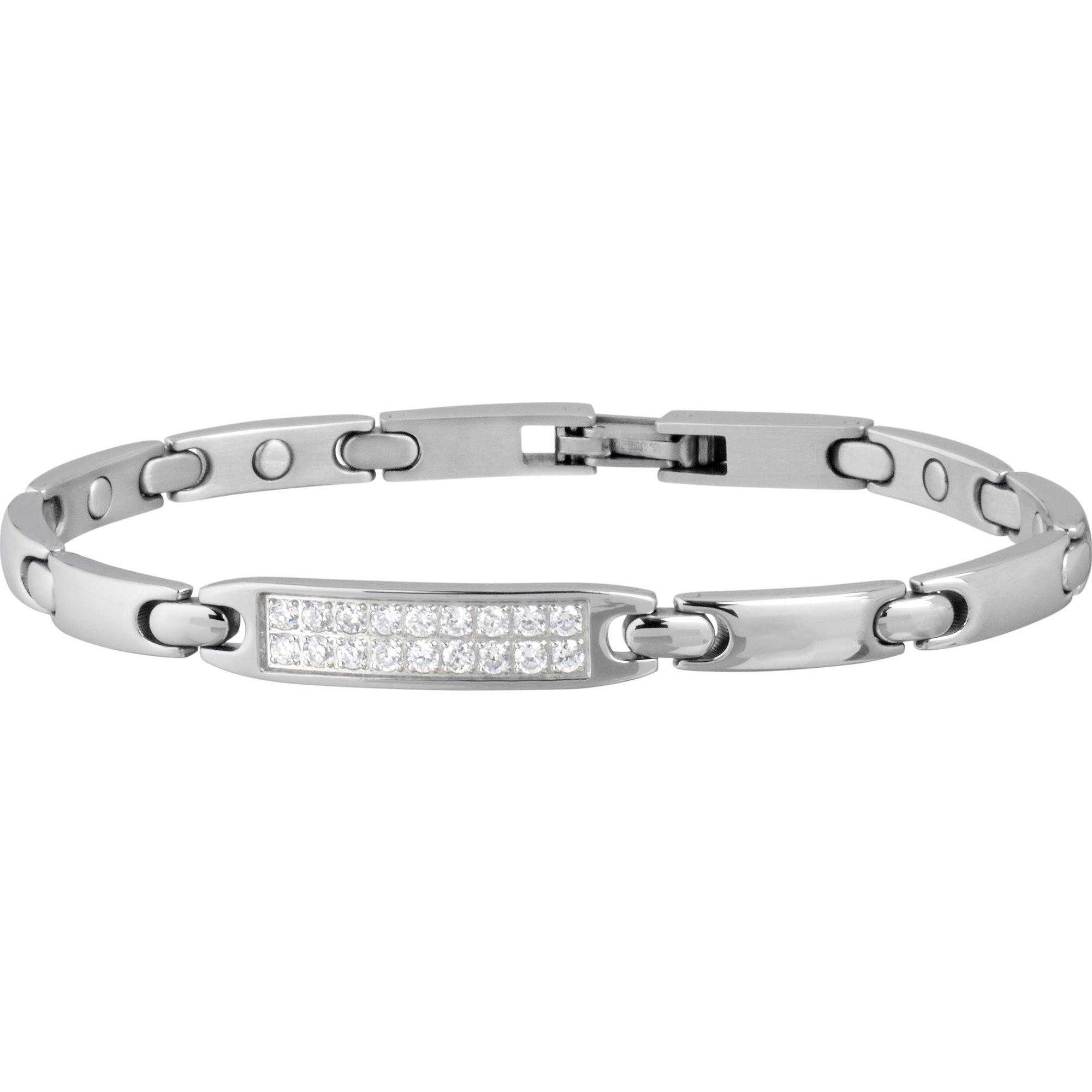 SABONA Women's Pave Magnetic Bracelet