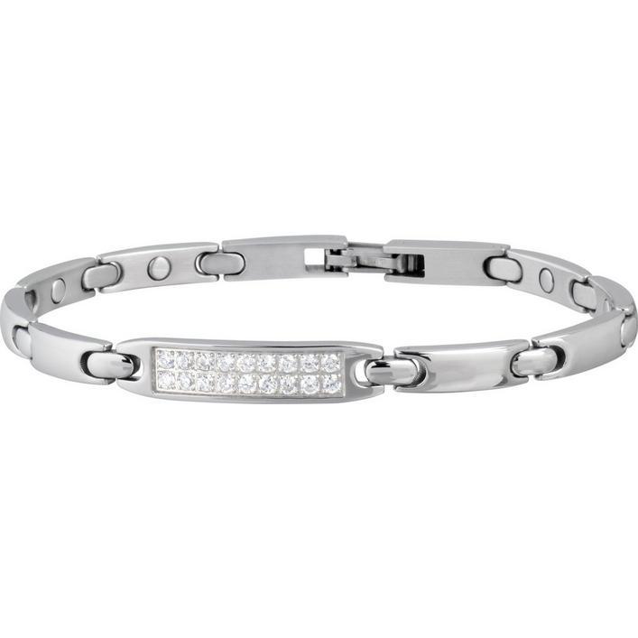 Women's Pave Magnetic Bracelet