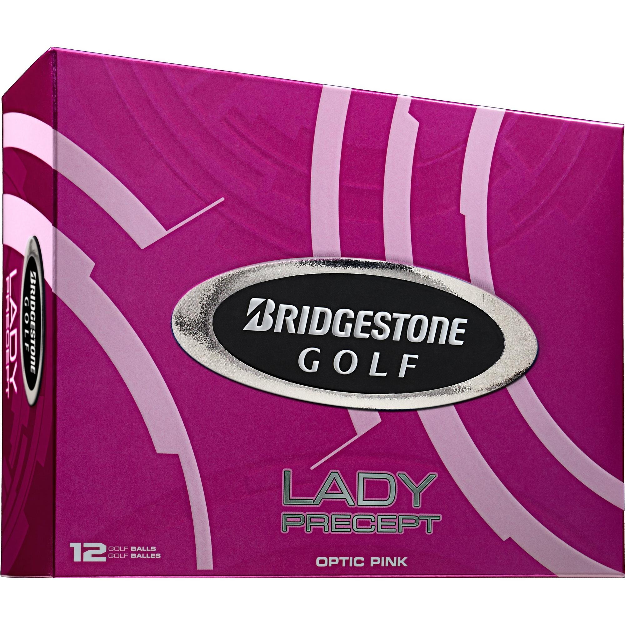 Balles de golf Precept pour femmes - rose
