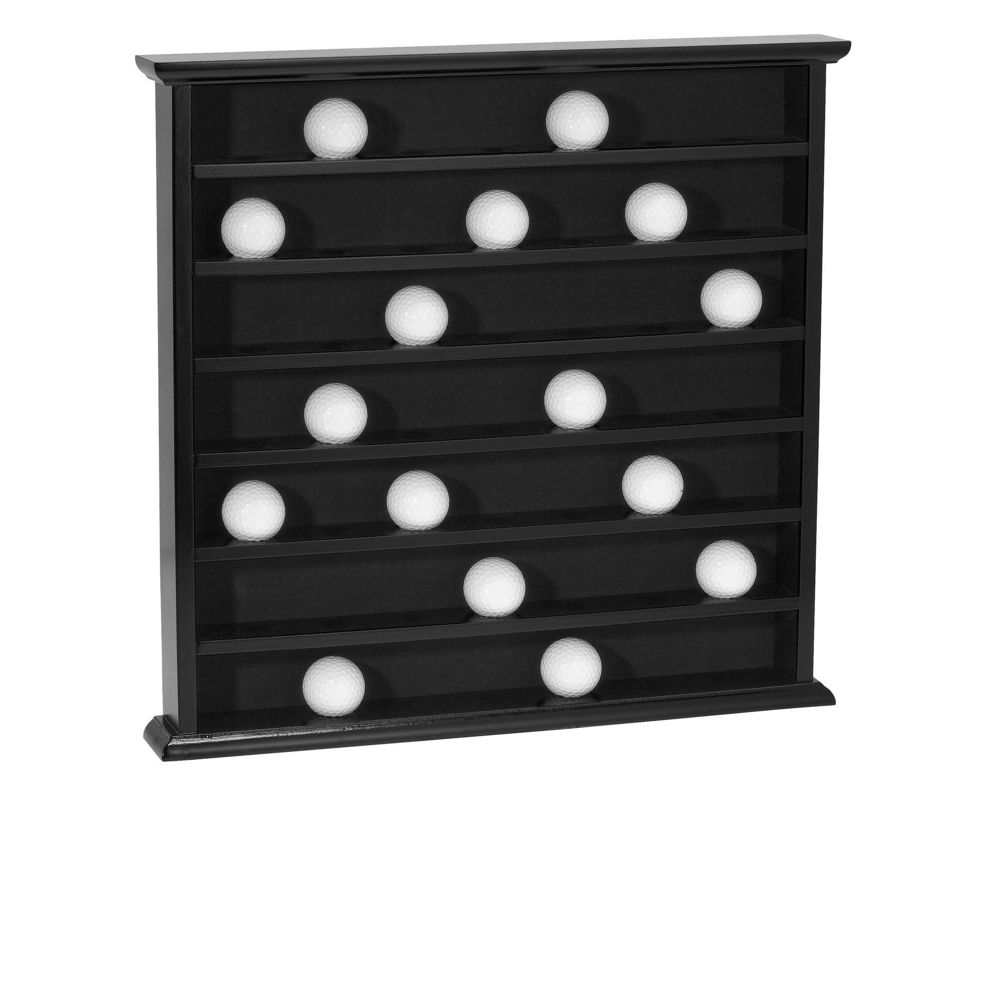 49-Hole Ball Cabinet
