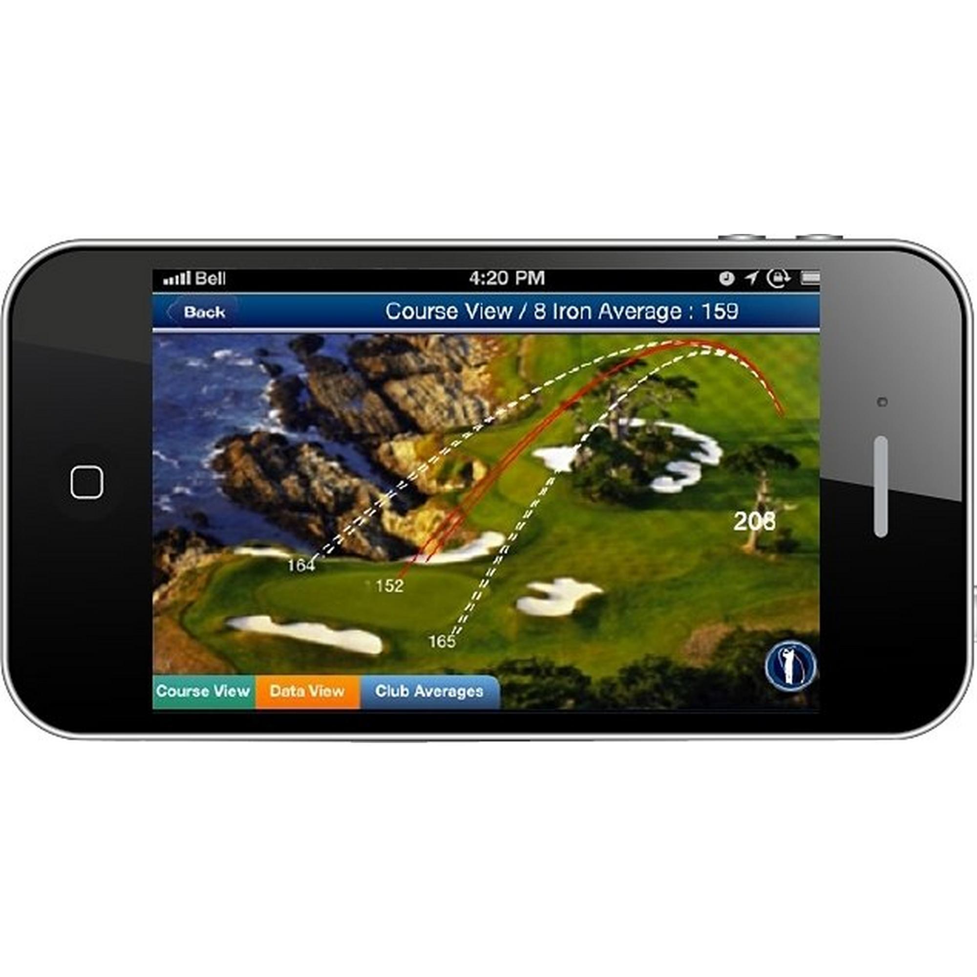ES12 Portable Launch Monitor