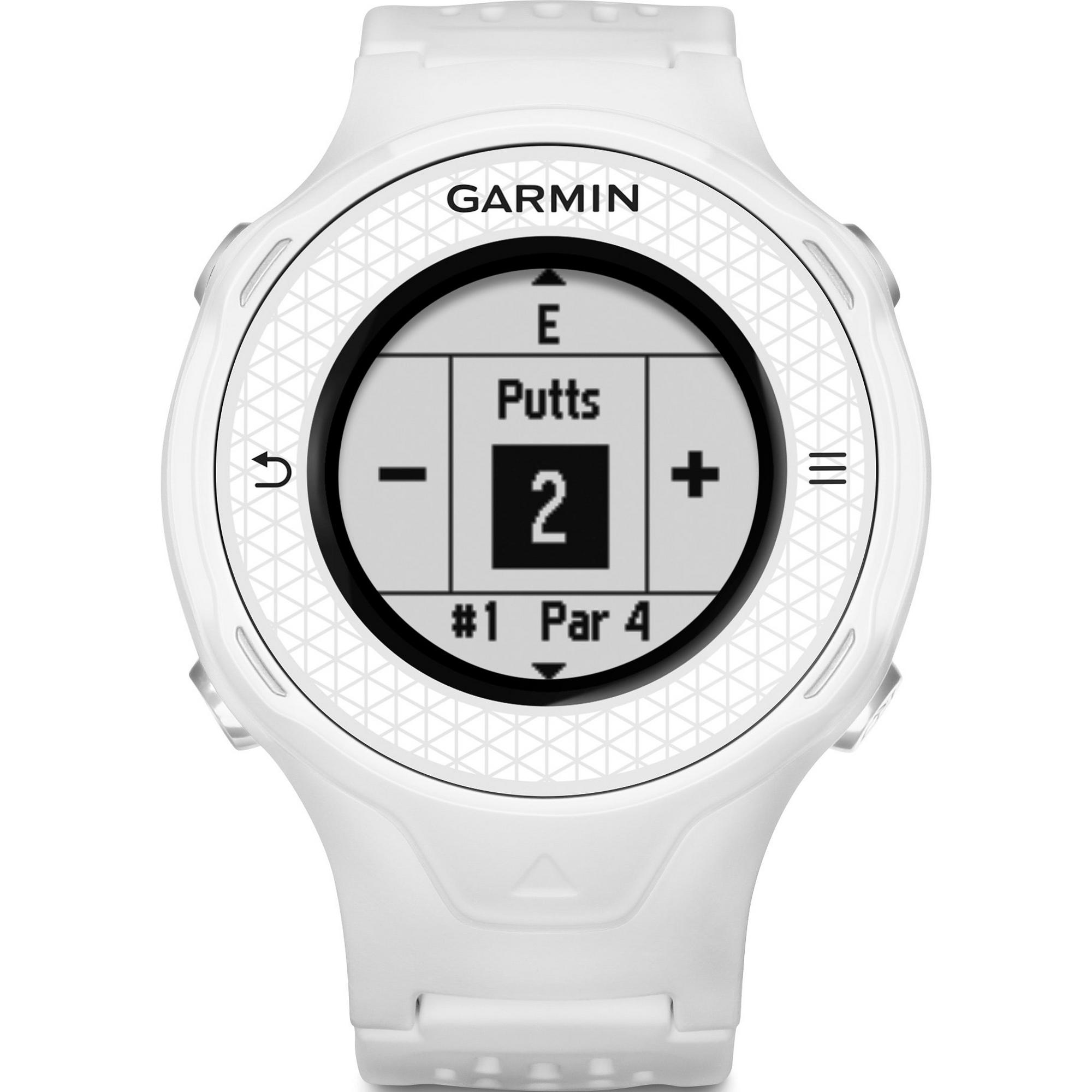 Approach S4 White GPS Watch
