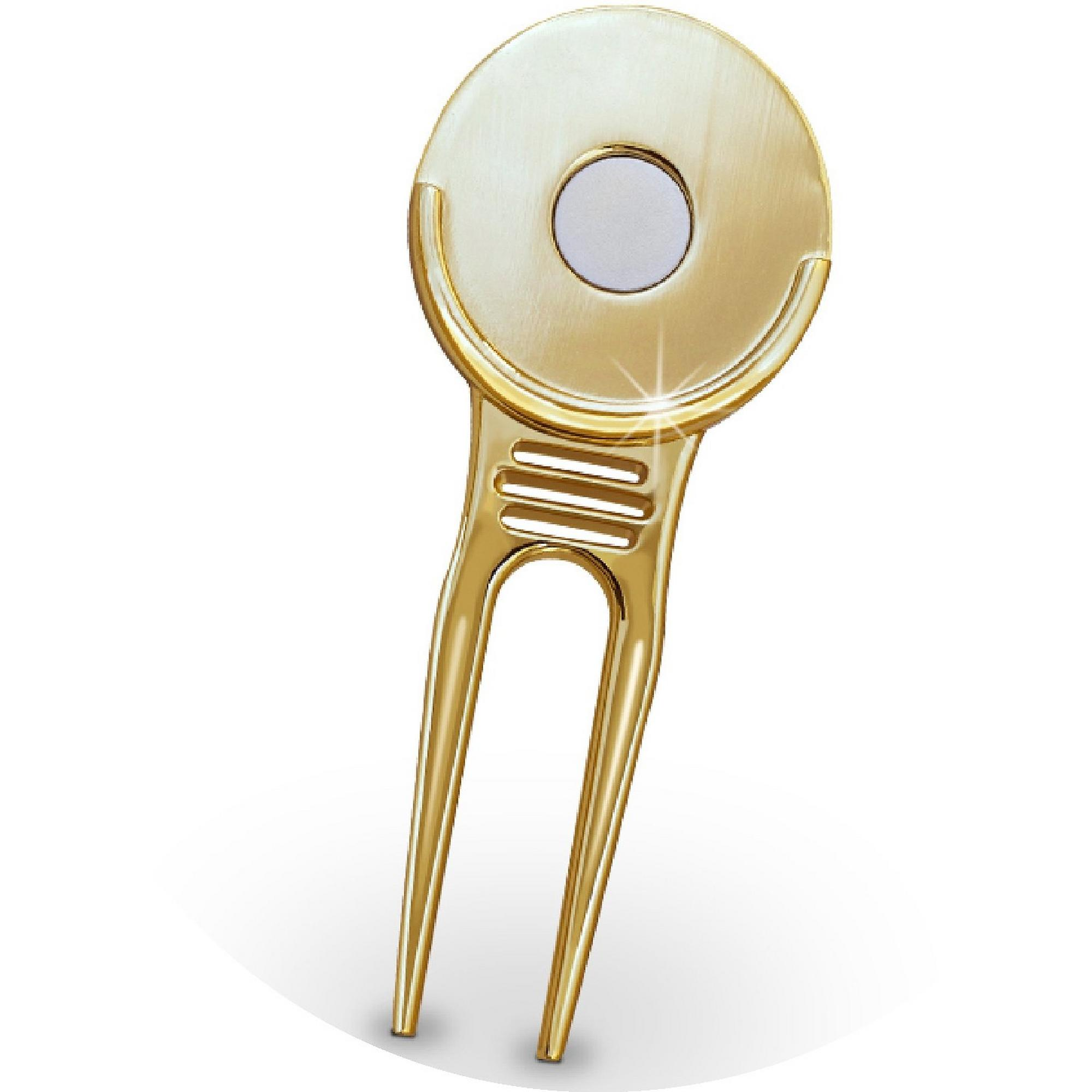 Gold Plated Divot Tool