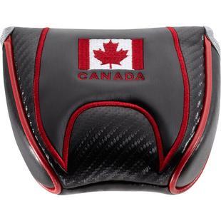 Couvre-bâton canadien pour fer droit à tête large