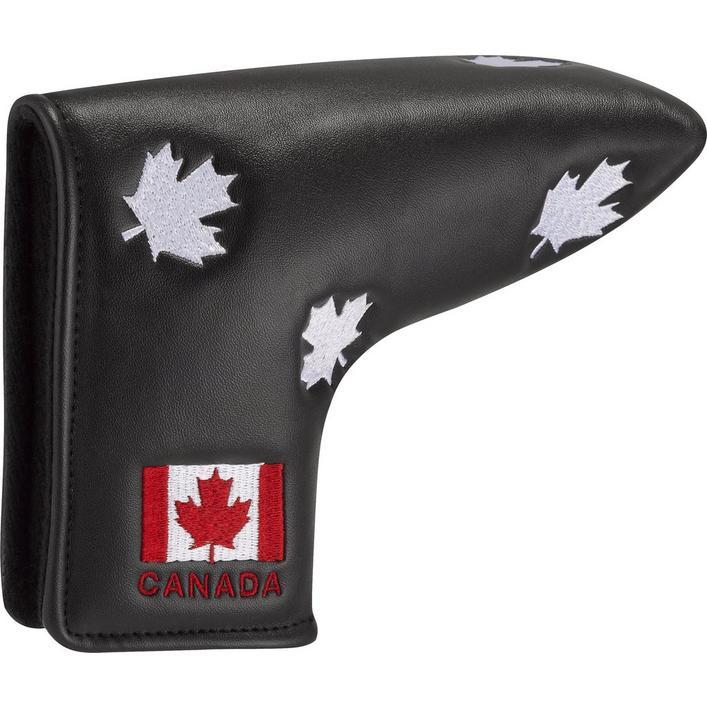 Couvre-bâton canadien pour fer droit à lame