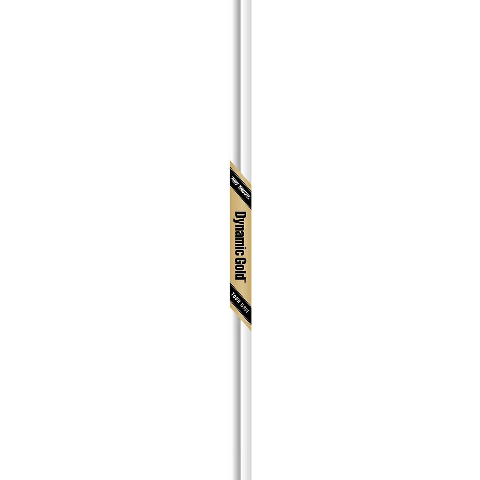 Dynamic Gold Tour Issue .355 3-PW Steel Iron Shaft Set
