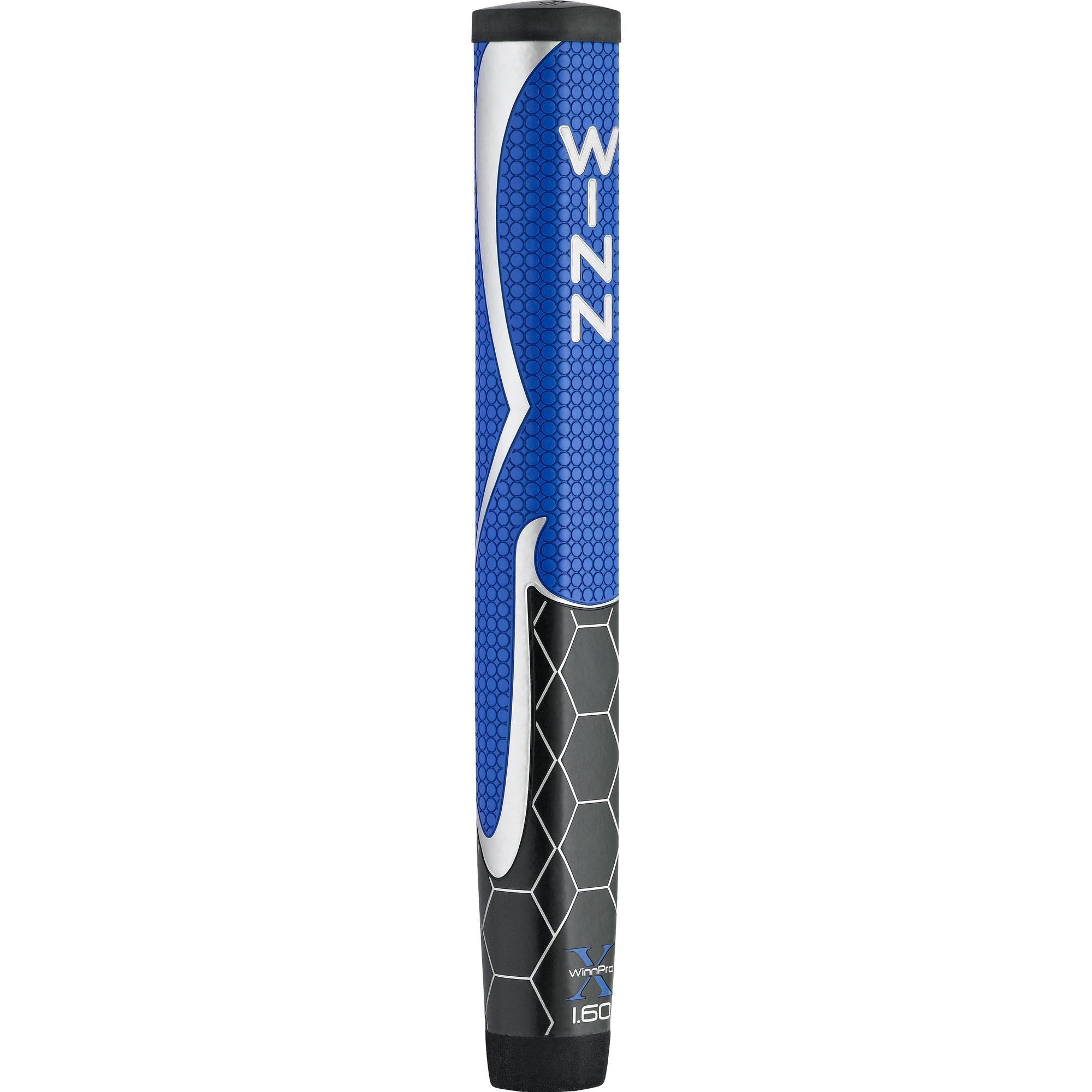 Poignée WinnPro X 1.60 pour fer droit - Bleu/Noir