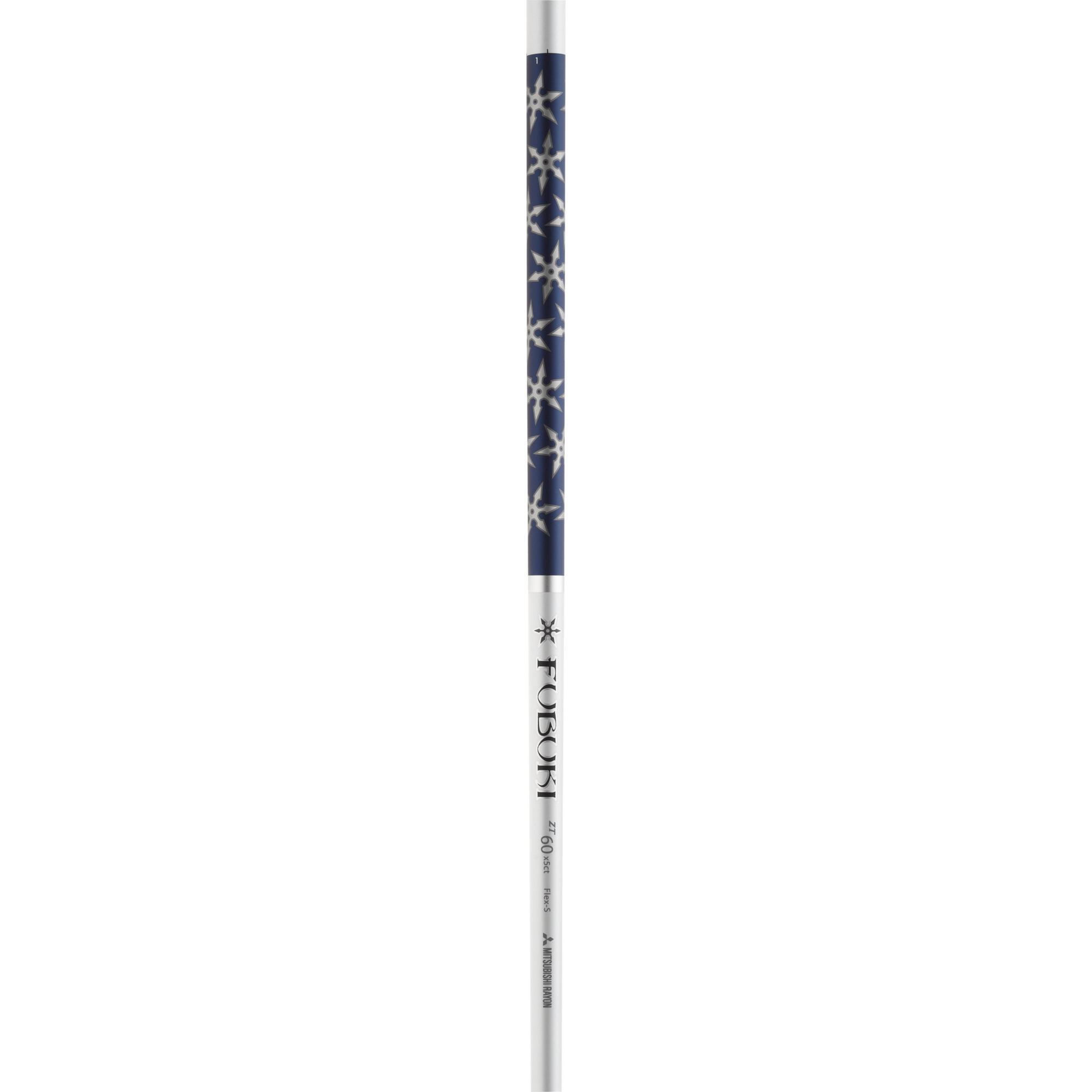 Tige en graphite Fubuki ZT 60 .335 pour bois