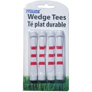 Height Line Wedge Tee (8 Count)